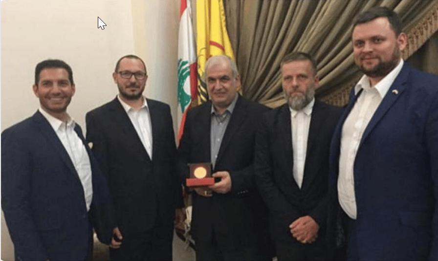 Hizbollah Senior Delegation